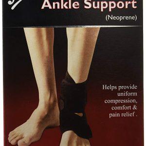 Adjustable Ankle Support - Neoprene