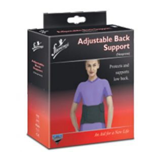 Adjustable Back Support - Neoprene